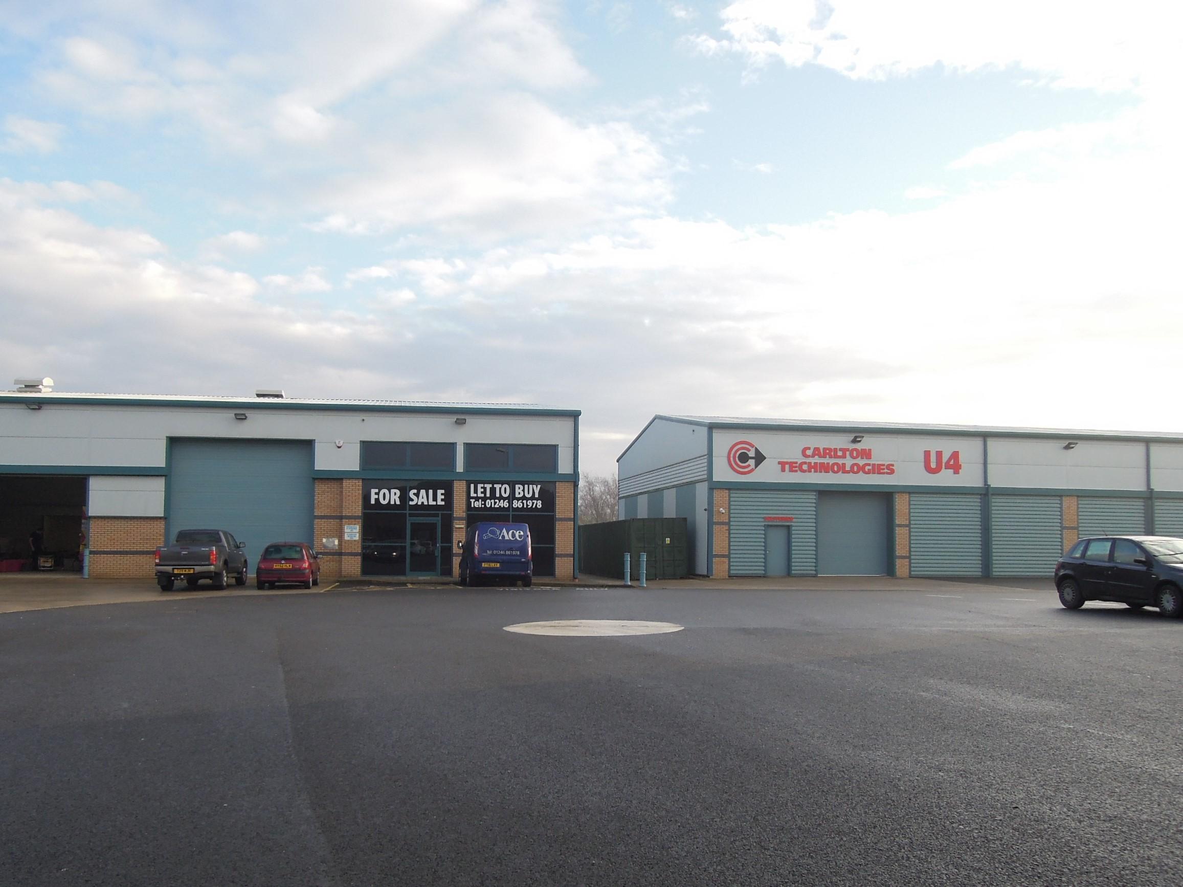 Employment Sites Study, North East Derbyshire