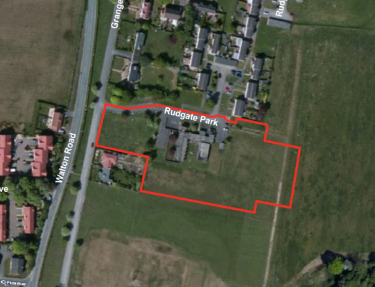Land at Rudgate Park (Phase 1), Thorp Arch