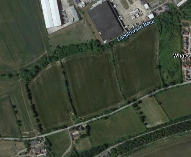 Langthwaite Business Park Enterprise Zone