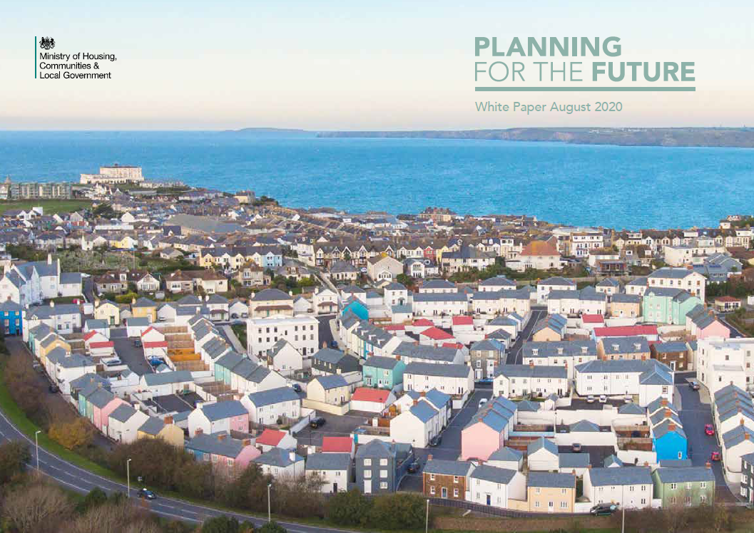 Planning for the Future and Changes to the Current Planning System