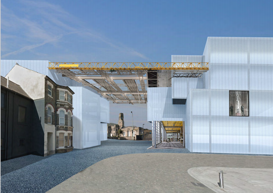 Lowestoft Cultural Quarter Development Options