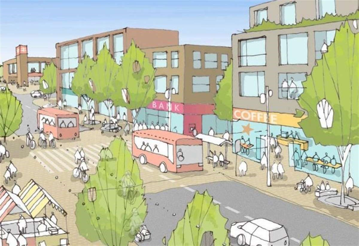 Maidstone New Garden Communities Assessment