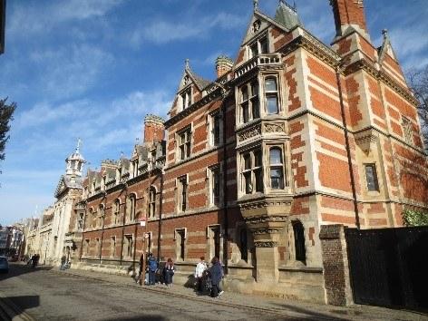 Heritage Buildings Capability