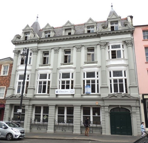 Bishop Street Derry/Londonderry