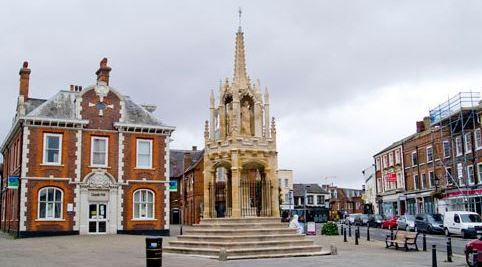 Leighton Buzzard Town Centre