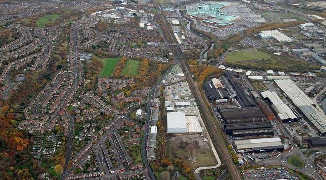 Victory Park, Sheffield