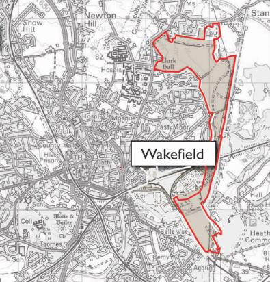 Wakefield City Fields