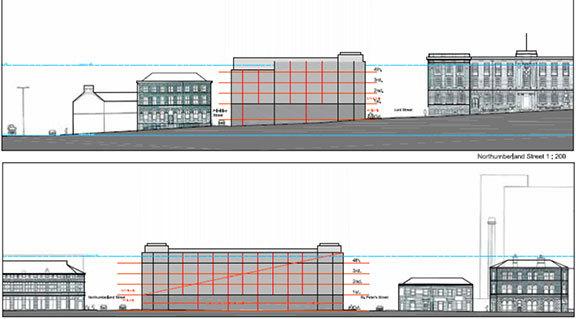 St Peter's Buildings, Huddersfield