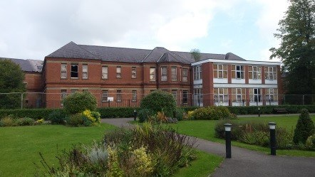 Former Rauceby Hospital, Greylees, Sleaford