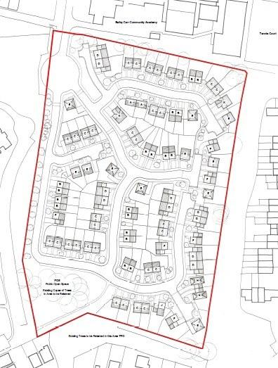 Weston Road Site Sale - St Catherine's Hospital